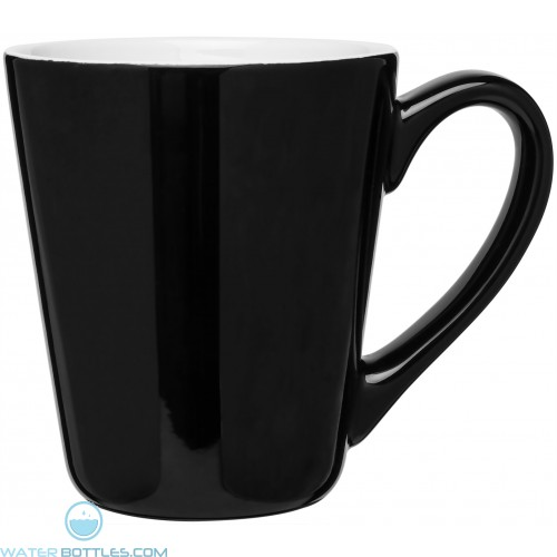 Custom 16 Oz Vito Ceramic Coffee Mugs
