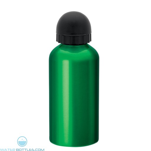 Domed Flask | 16.9 oz - Green