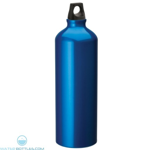 Flask with Twist Top | 33.8 oz - Blue