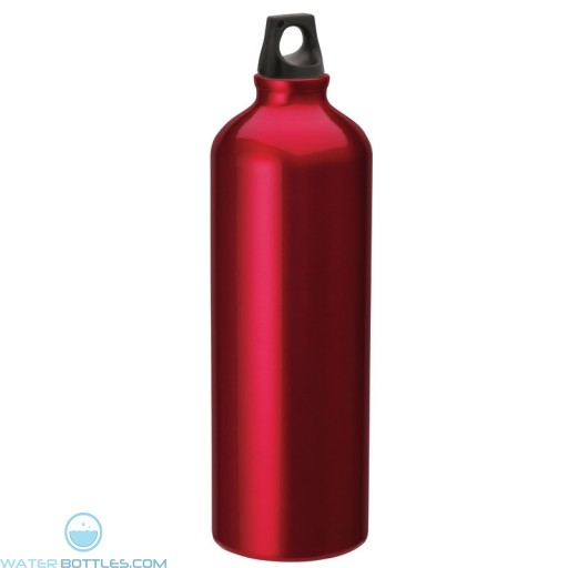 Flask with Twist Top | 33.8 oz - Red