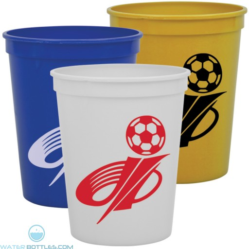 Promotional Cups - Cups-On-The-Go -16 oz. Stadium Cup