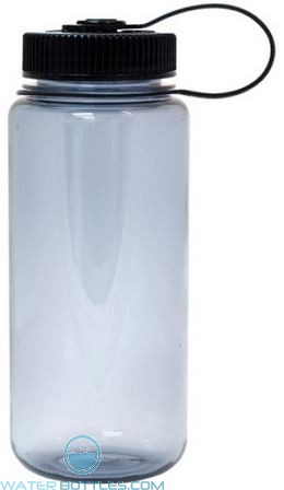 Nalgene Wide Mouth Water Bottles | 16 oz - Smoke