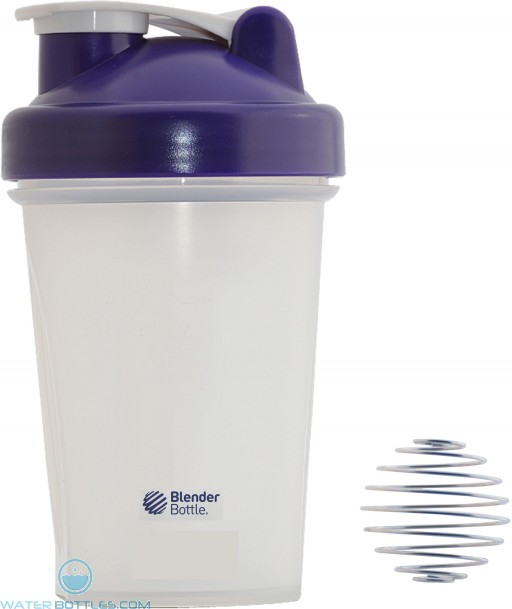 Classic Blender Bottles | 20 oz - Purple