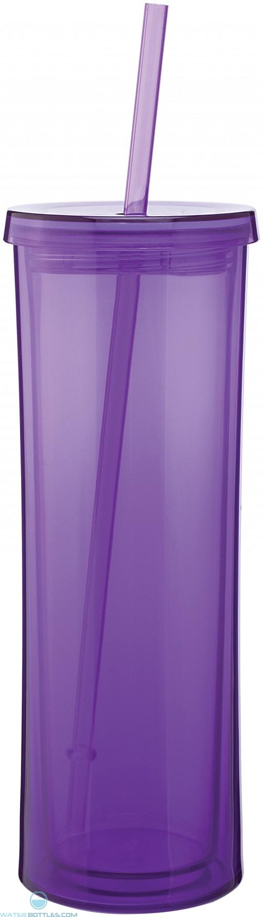 16 oz via-purple