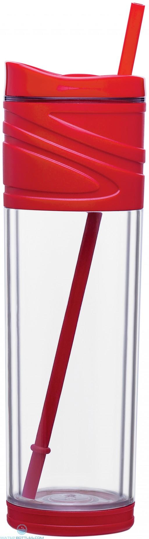 Melrose Water Bottles | 16 oz - Red