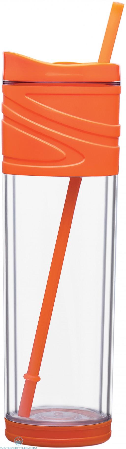 Melrose Water Bottles | 16 oz - Orange