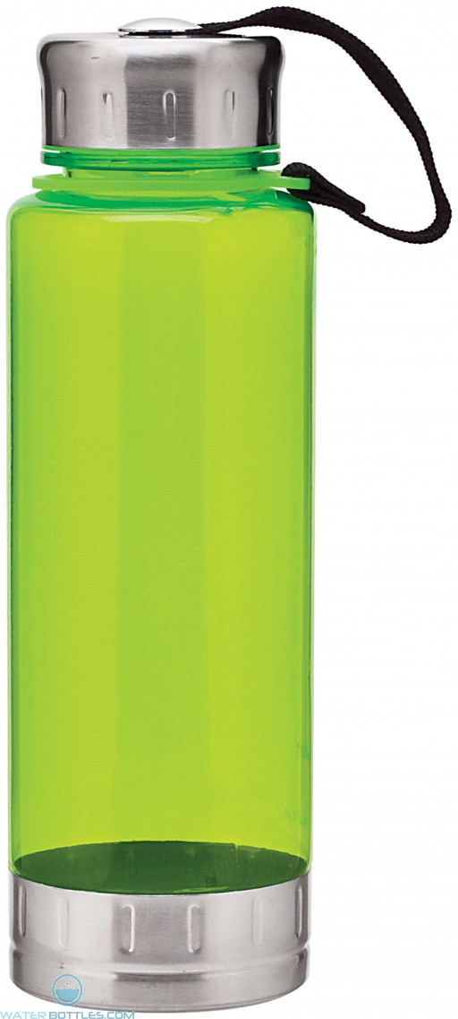 H2Go Fusion Acrylic Water Bottles | 23 oz - Lime Green