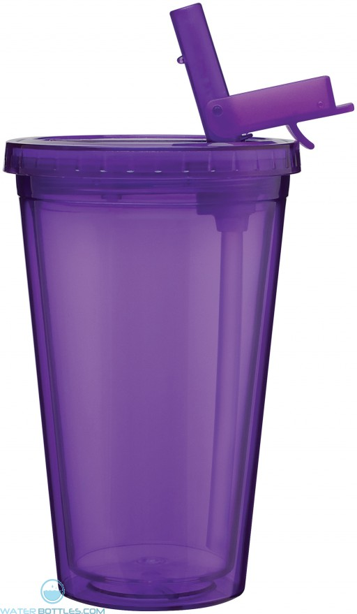 Spirit Sport Tumblers | 16 oz - Purple