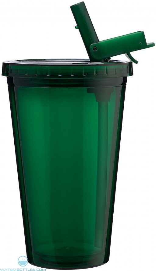 Spirit Sport Tumblers | 16 oz - Green