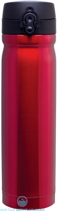 Red Vessel Stainless Steel Water Bottles | 15 oz