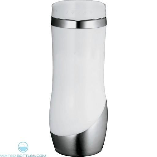 Printable Stainless Tumblers   16 oz - White