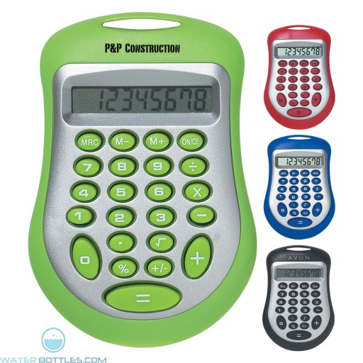 Branded Expo Calculator