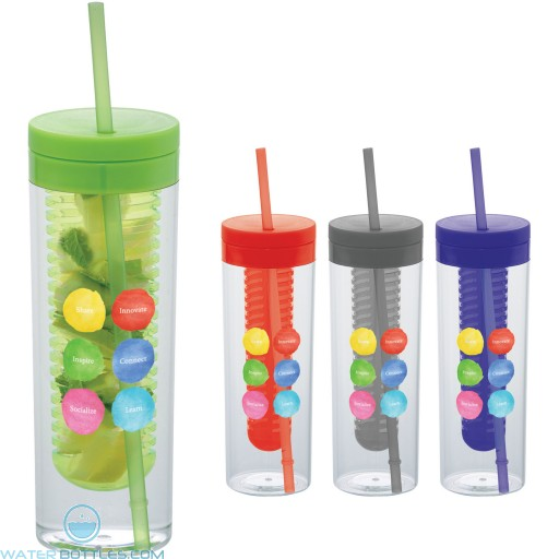 Customized Tumblers - Custom Ice Coll Infuser Tumbler | 20 oz