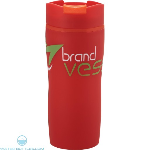 Branded Punch Tumblers | 16 oz - Red