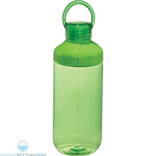 Branded Bubble Bottles | 22 oz - Green