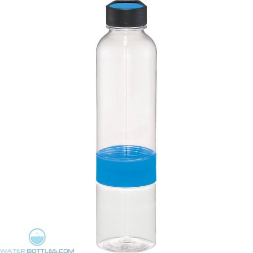 Printable Neon Sport Bottles | 25 oz - Blue