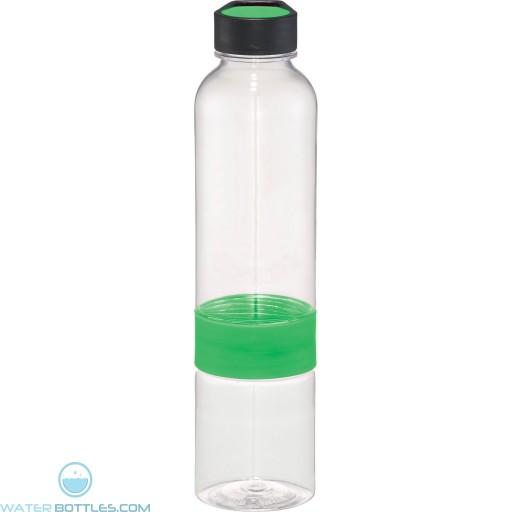 Printable Neon Sport Bottles | 25 oz - Green