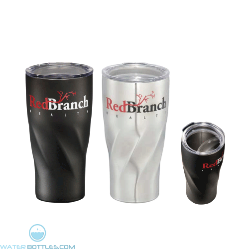 Promotional Tumblers - 20 oz Hugo Copper Vacuum Insulated Tumbler