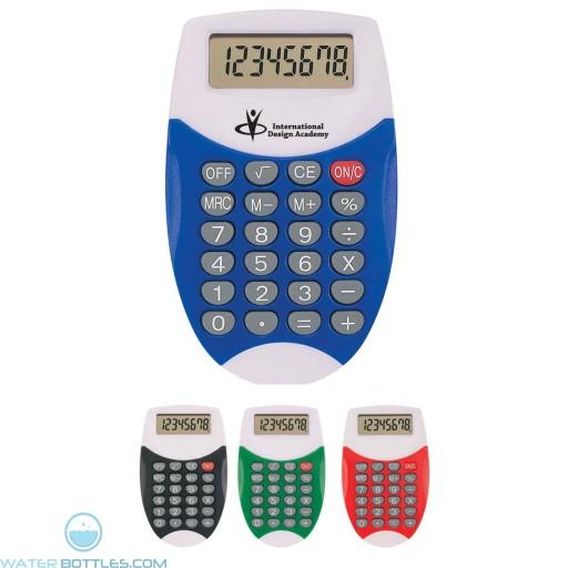 Promo Oval Calculator