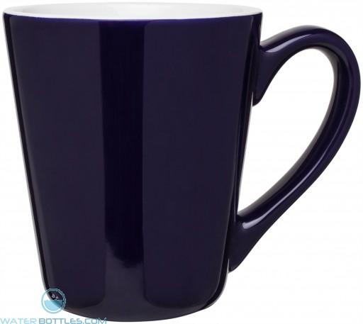 16 oz Vito Glossy Mug_Cobalt Blue_Blank