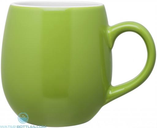 Rotondo Mugs 16 oz-Green