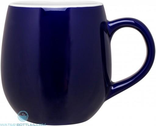 Rotondo Mugs 16 oz-Cobalt