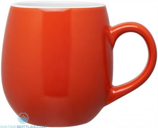 Rotondo Mugs 16 oz-Orange