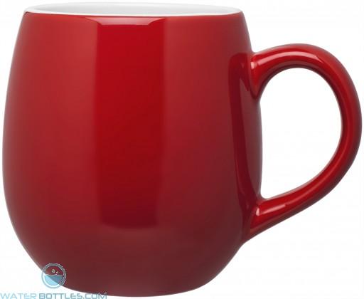 Red Rotondo Mugs 16 oz