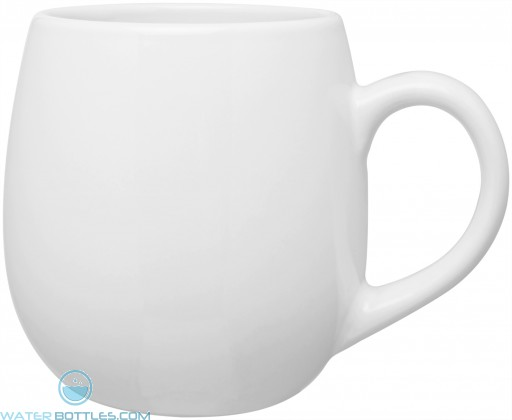 White Rotondo Mugs 16 oz