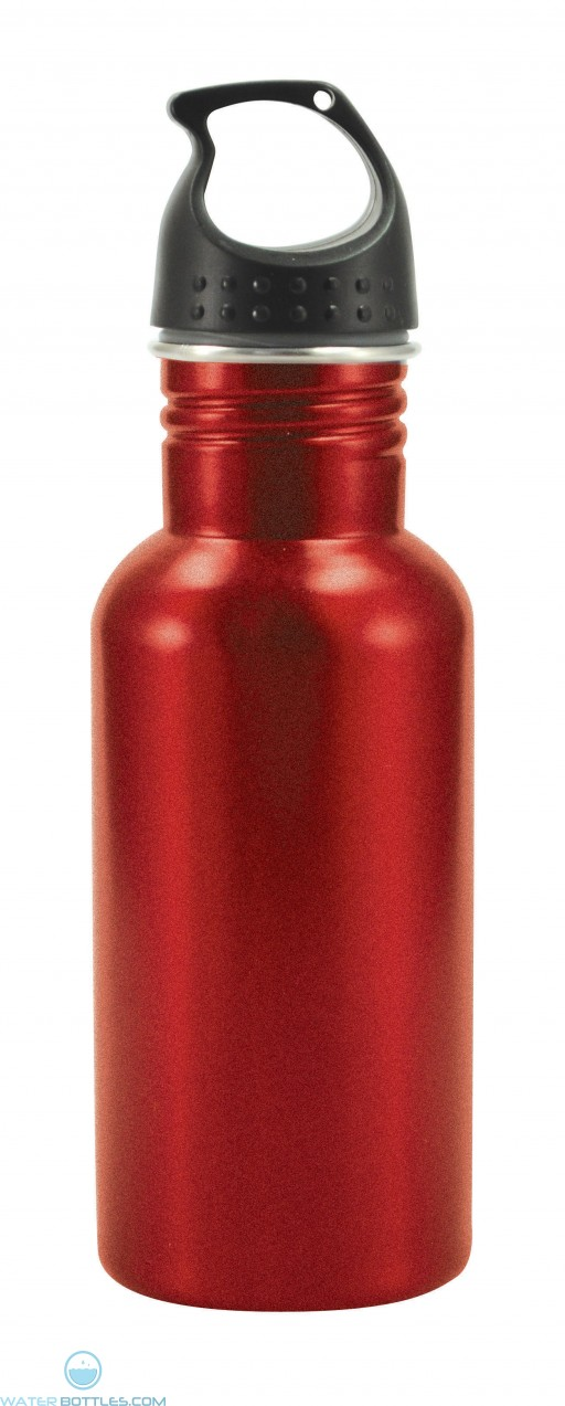 Outback Bottles | 17 oz - Metallic Red