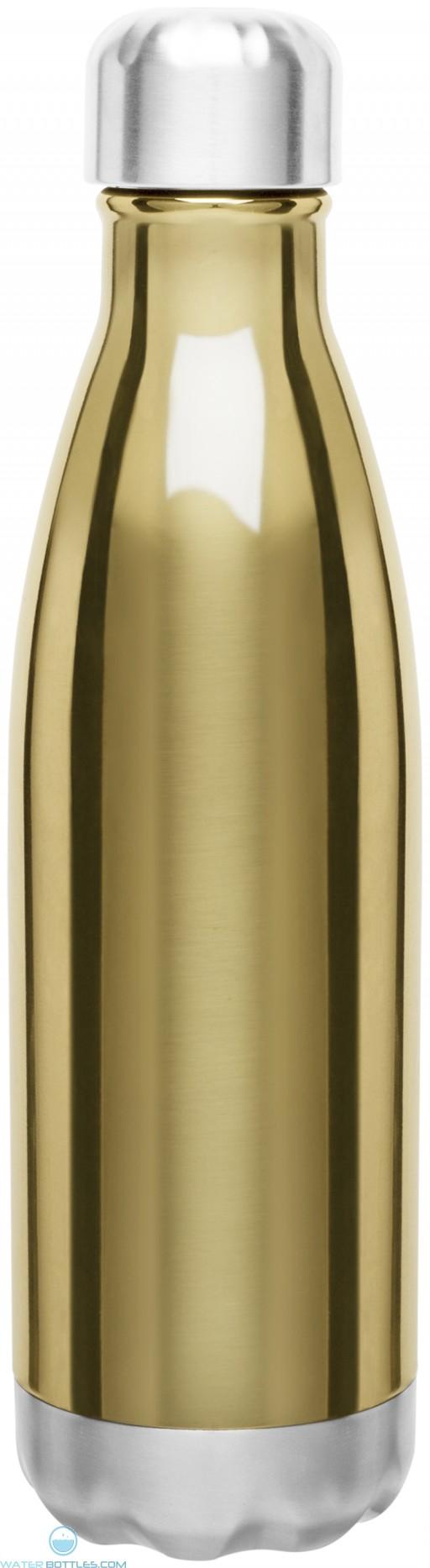 H2Go Force Thermal Bottles | 17 oz - Gold