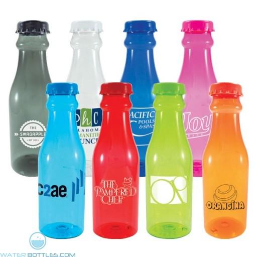 Custom Logo Water Bottles - Soda Tritan Water Bottles | 23 oz