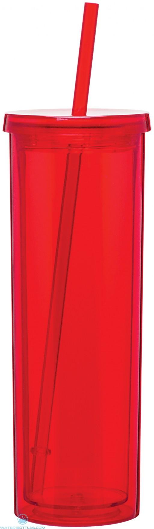 16 oz verano-red