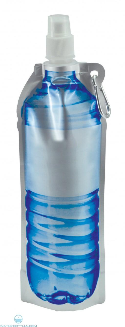 Hydra Flat Bottles | 18 oz - Blue