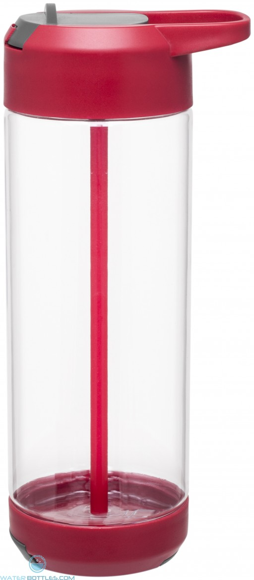 20.9 oz H2Go Port Water Bottle_Red_Blank.3