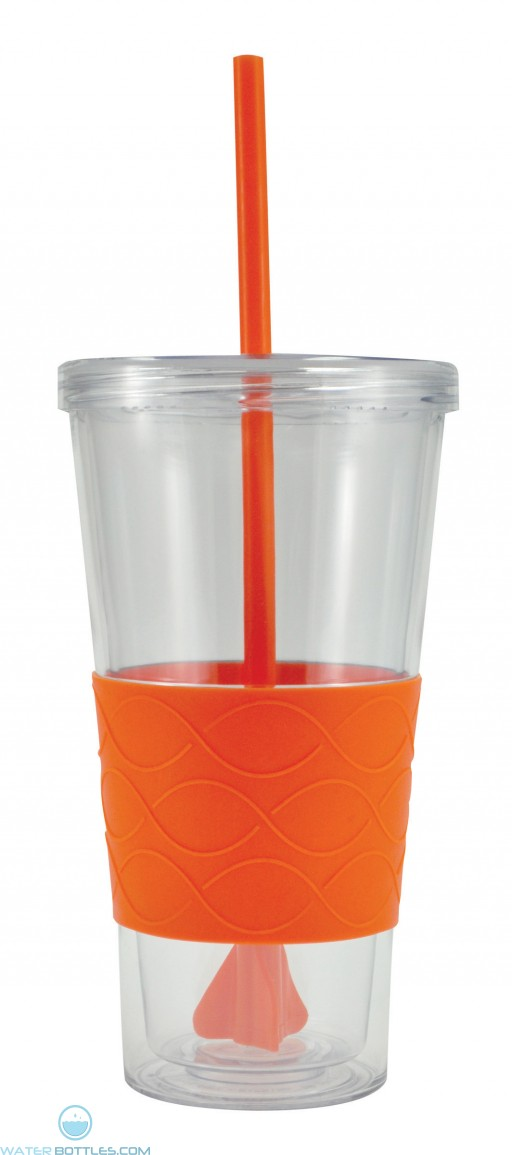 Double Wall Revolution Tumblers | 20 oz - Orange