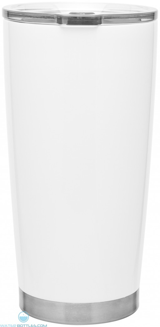 White 20 oz Chill Thermal Insulated Mugs