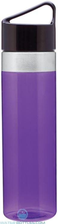 Purple H2Go Soho Tritan Water Bottles   20 oz
