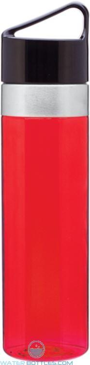 Red H2Go Soho Tritan Water Bottles   20 oz