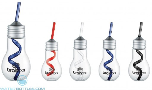 20 oz Light Bulb Tumbler with Straw