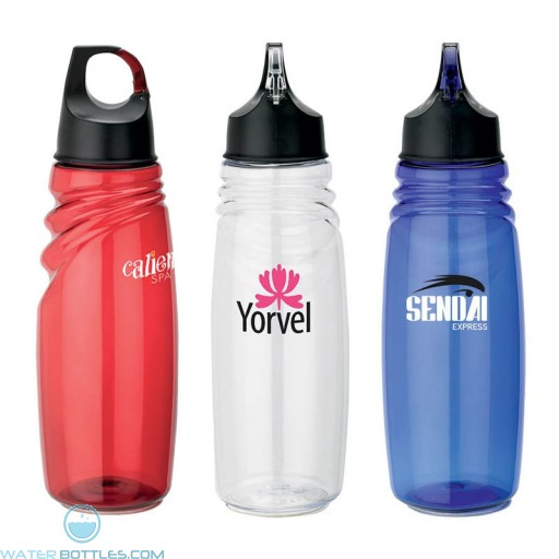 Personalized Promo Water Bottles - Personalized AS Water Bottle | 24 oz