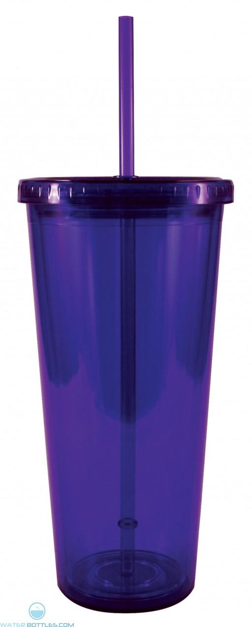 Freedom Tumblers | 22 oz - Purple