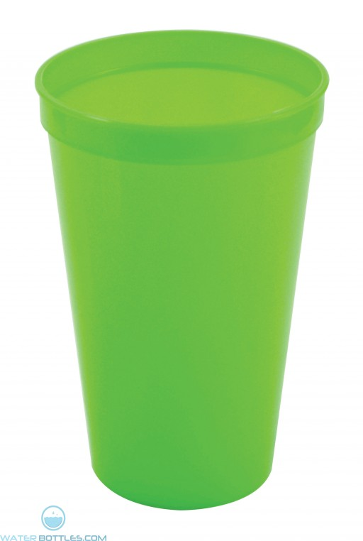 Stadium Cups | 20 oz - Neon Green