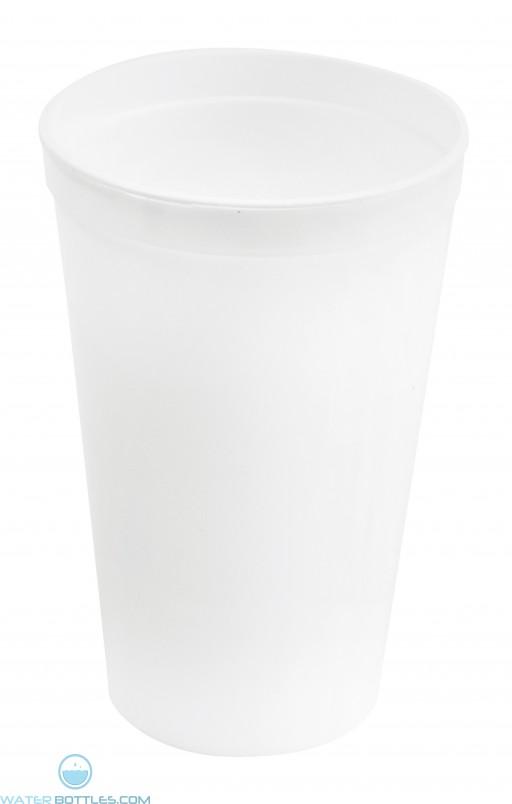Stadium Cups | 20 oz - White