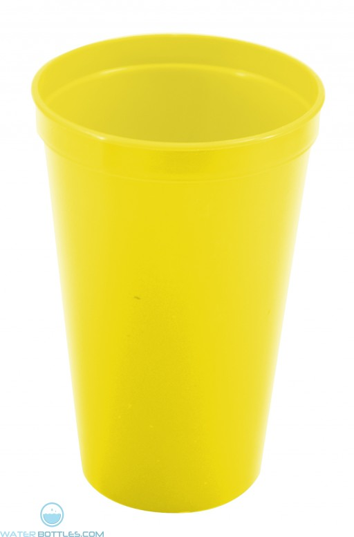 Stadium Cups | 20 oz - Yellow
