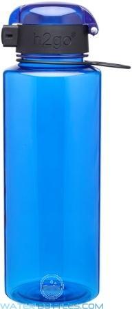Eastman Tritan H2go Pismo Water Bottles   28 oz. - Blue