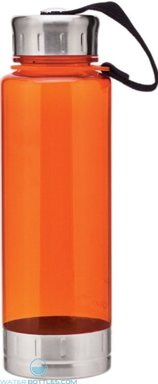 Orange H2Go Fusion Acrylic Water Bottles | 23 oz