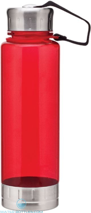 Red H2Go Fusion Acrylic Water Bottles | 23 oz