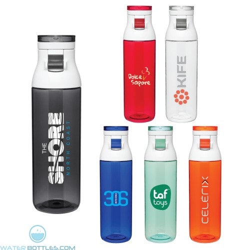 Custom Water Bottles - 24 oz Contigo Jackson Tritan Water Bottle