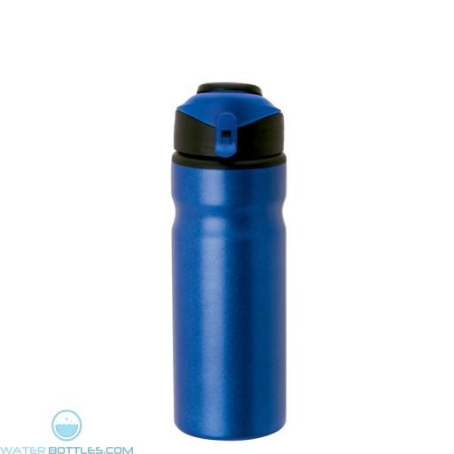 Aluminum Water Bottles | 24 oz - Metallic Blue